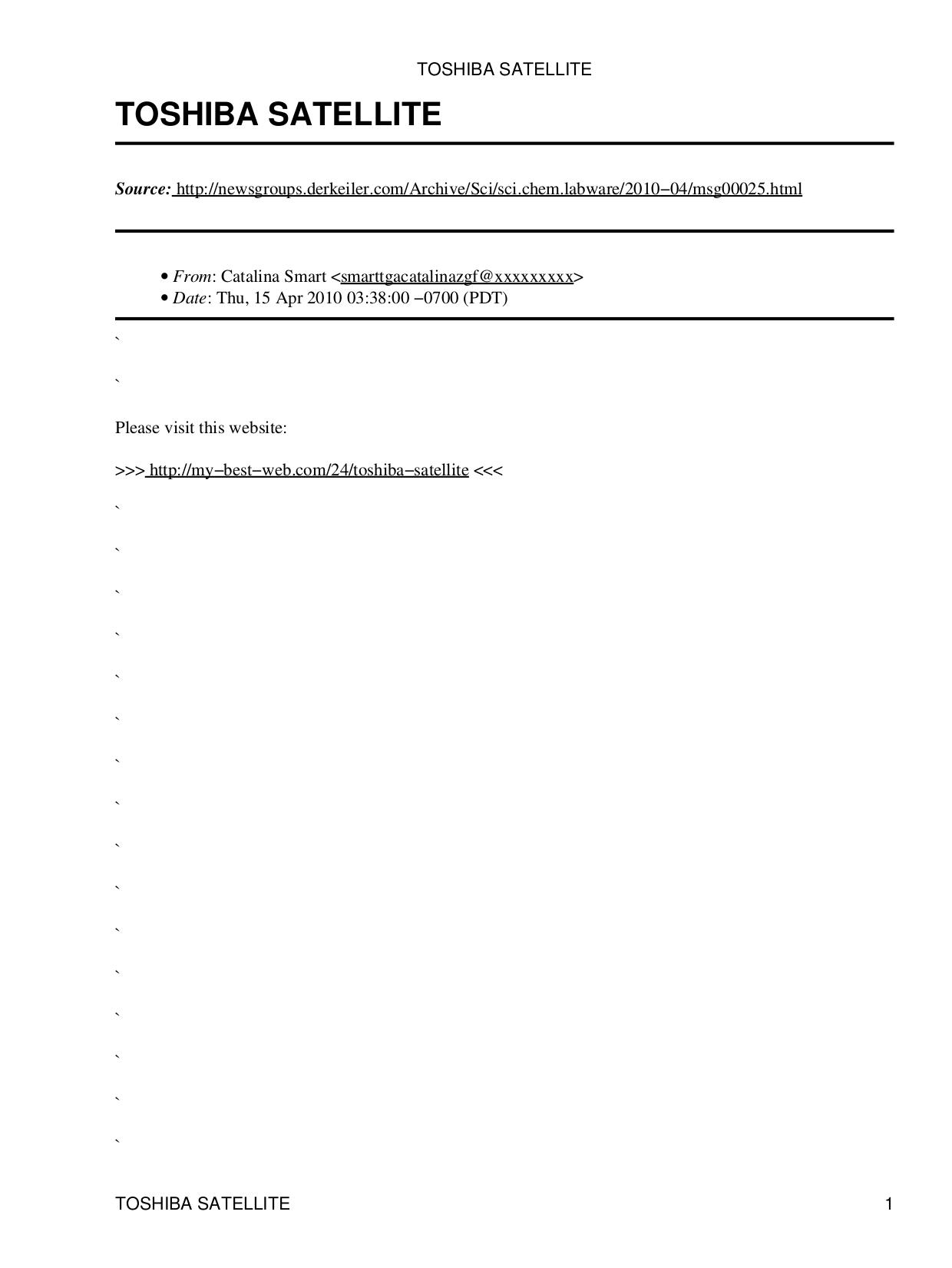 pdf for Toshiba Laptop Satellite 4000CDT manual