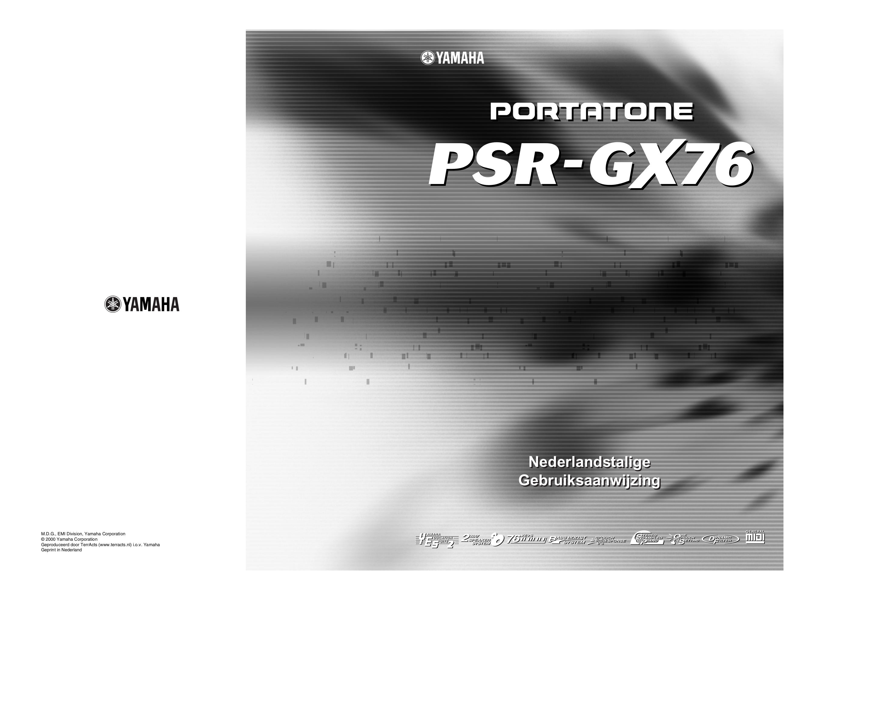 Psr Gx  Yamaha Keyboard Manual