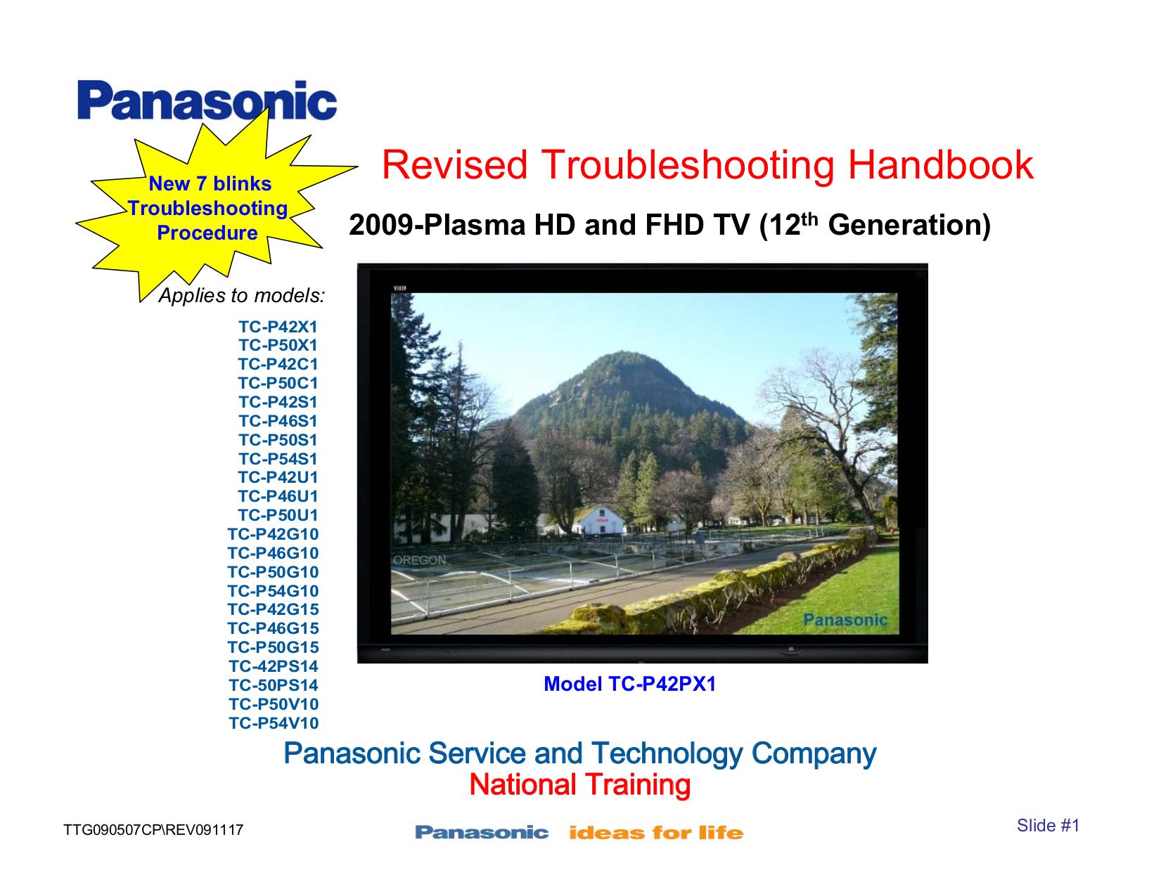 download free pdf for panasonic viera tc p50x1 tv manual rh umlib com tc-p50x1 service manual tc-p50s1 manual