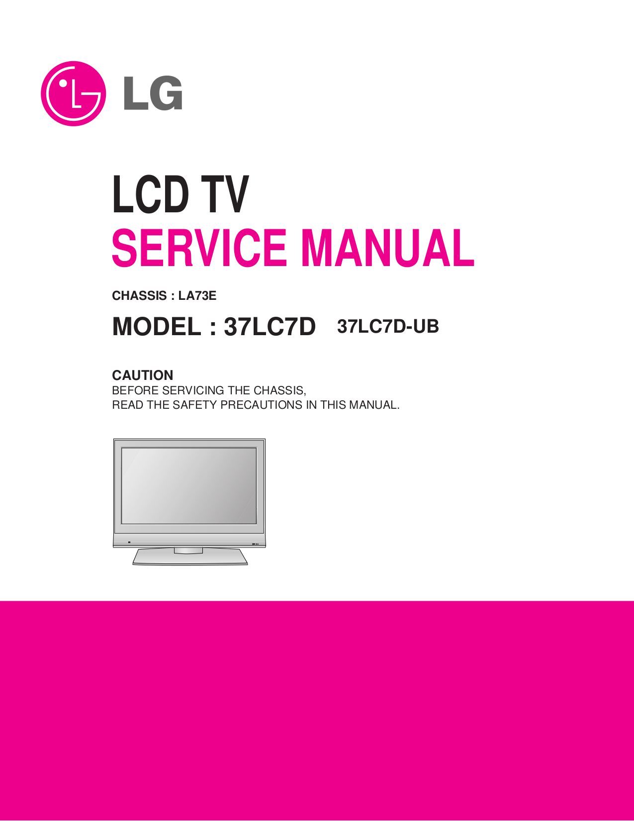 download free pdf for lg 26lc7d tv manual rh umlib com LG Touch Phone Operating Manual LG Manuals PDF