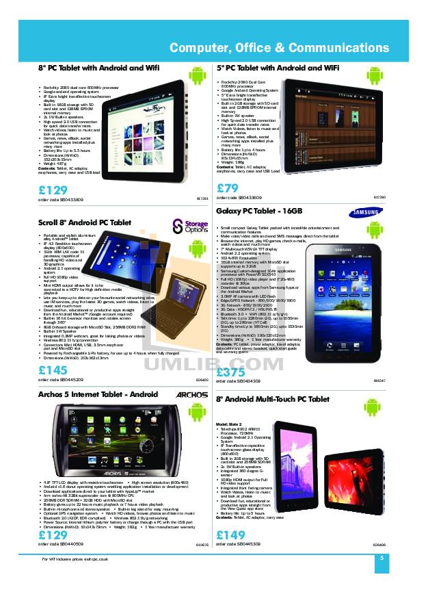 Acer Desktop Veriton 7800 pdf page preview