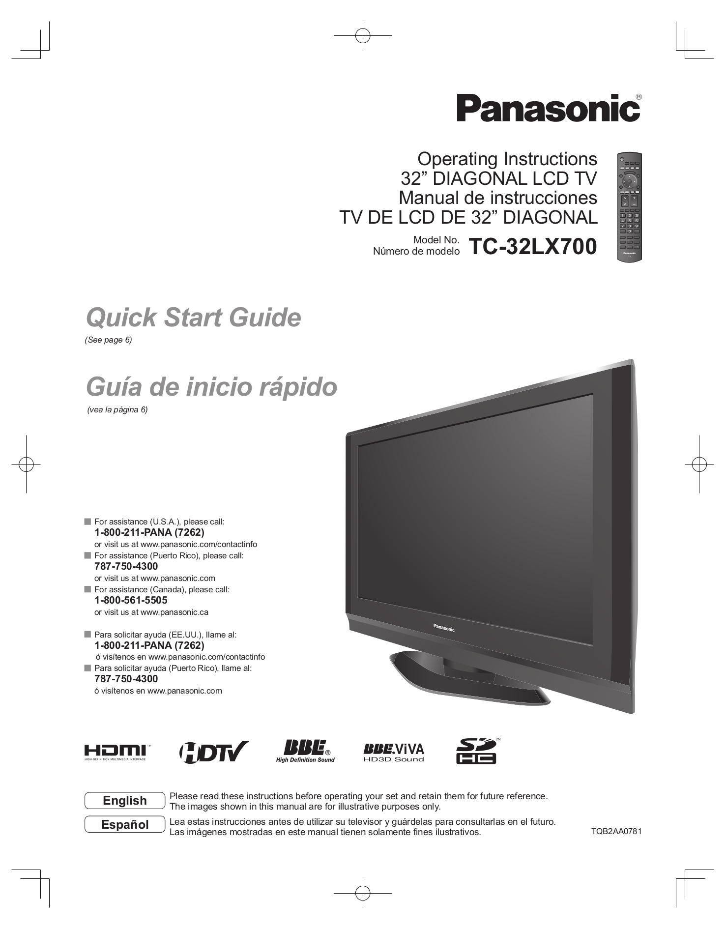 panasonic viera manual en espaol free owners manual u2022 rh wordworksbysea com Panasonic Viera P Inch TV Panasonic Viera Inch TV