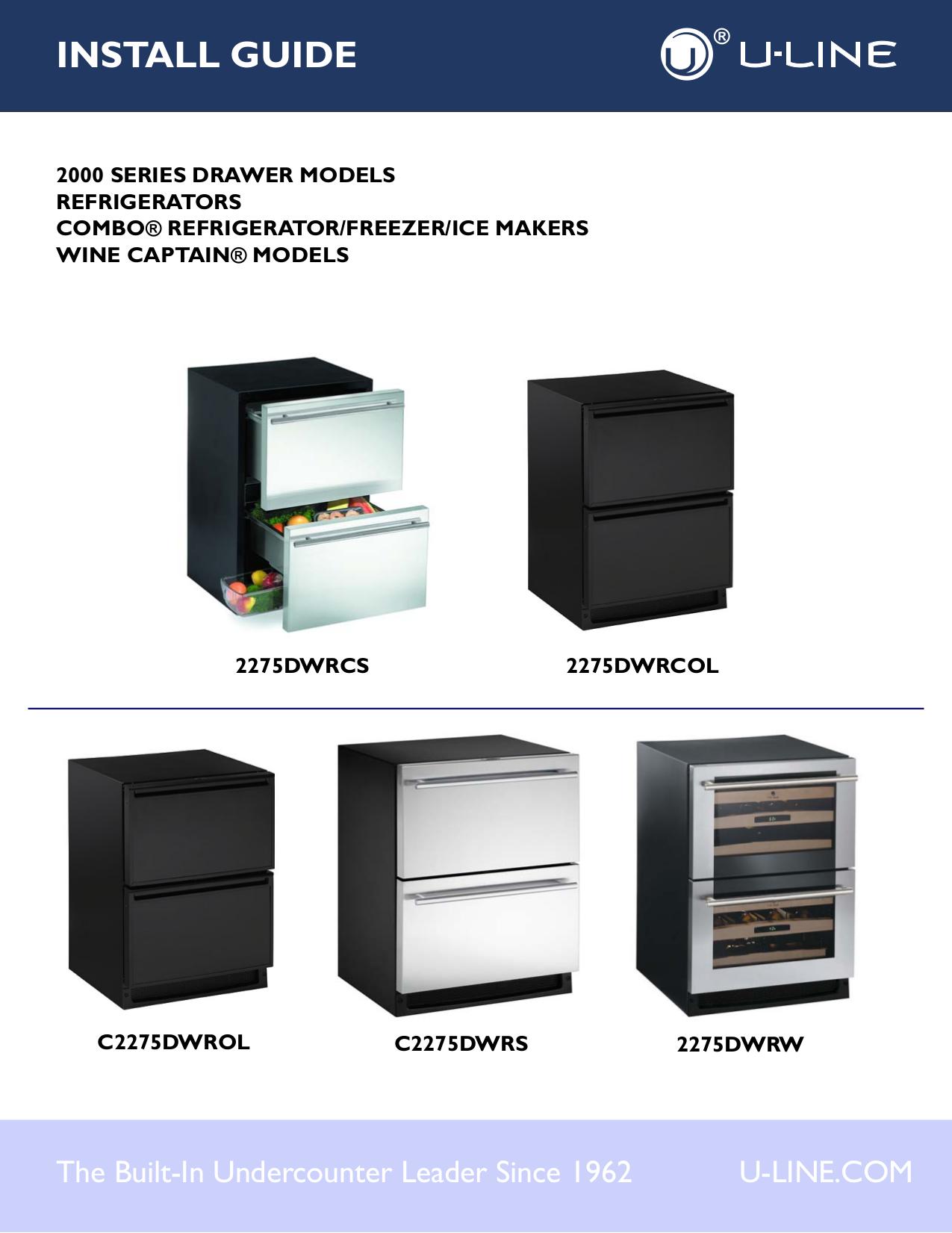 download free pdf for u line 2275dwrcol refrigerator manual rh umlib com u-line refrigerator service manual u-line refrigerator service manual
