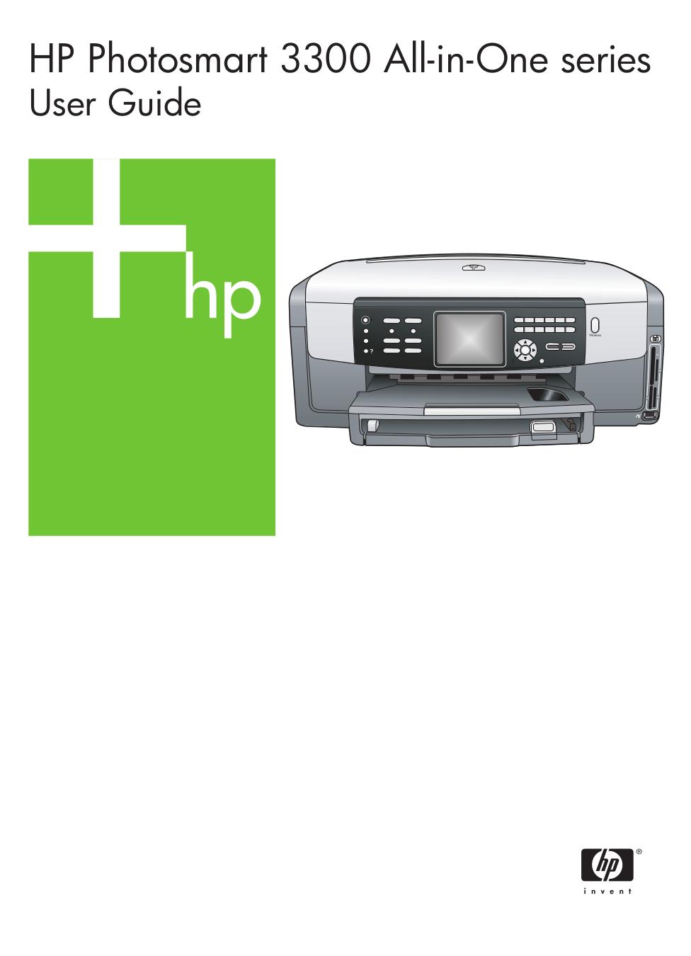 pdf for HP Printer Photosmart 145v manual