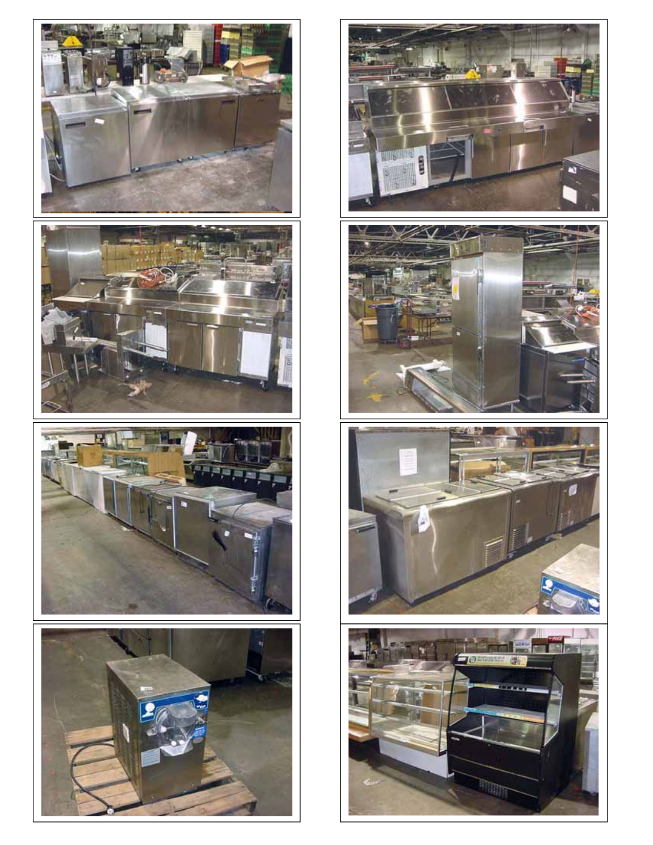 Randell Other PH120E2 Merchandisers pdf page preview