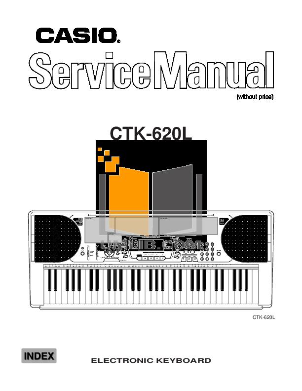 Casio ctk-451 manual   manualzz.
