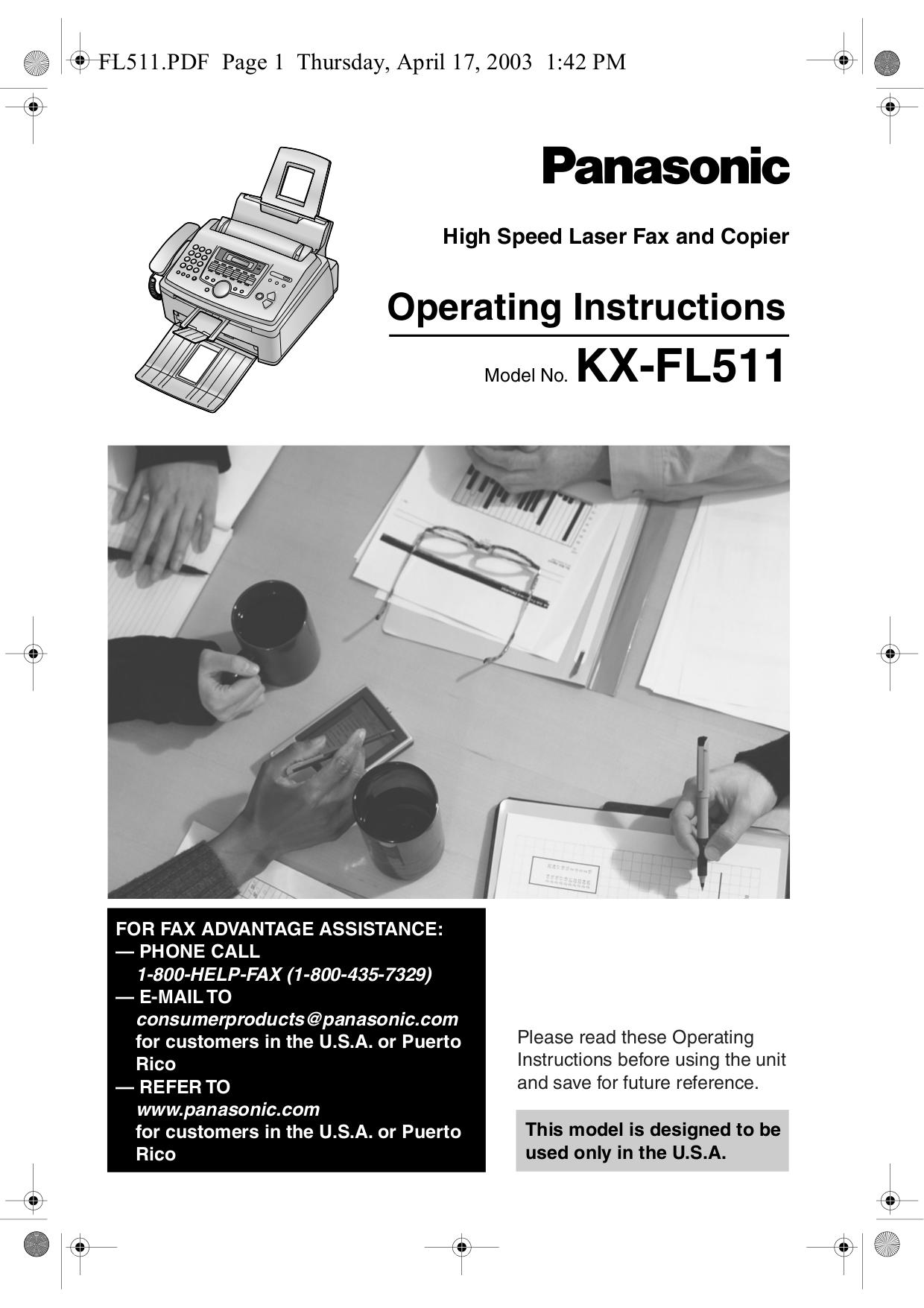 Инструкция panasonic kx f780bx