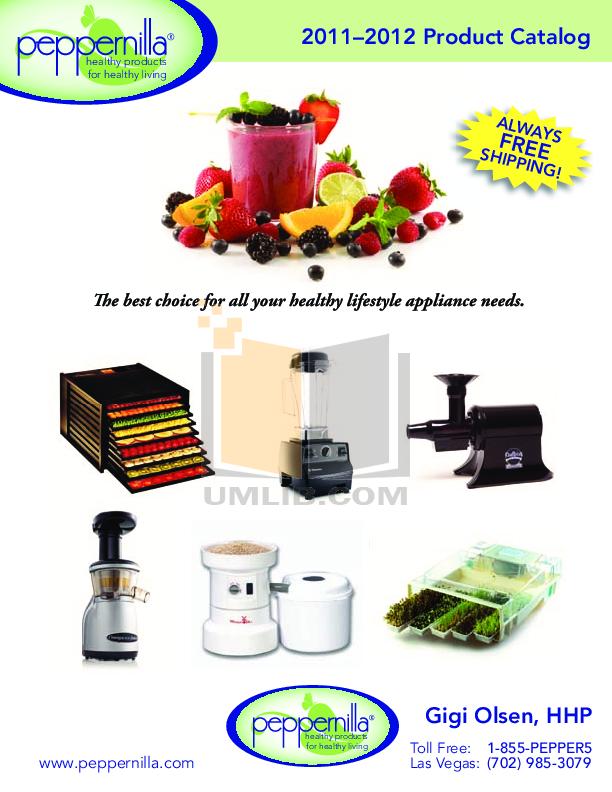 pdf for Breville Blender BBL550XL manual