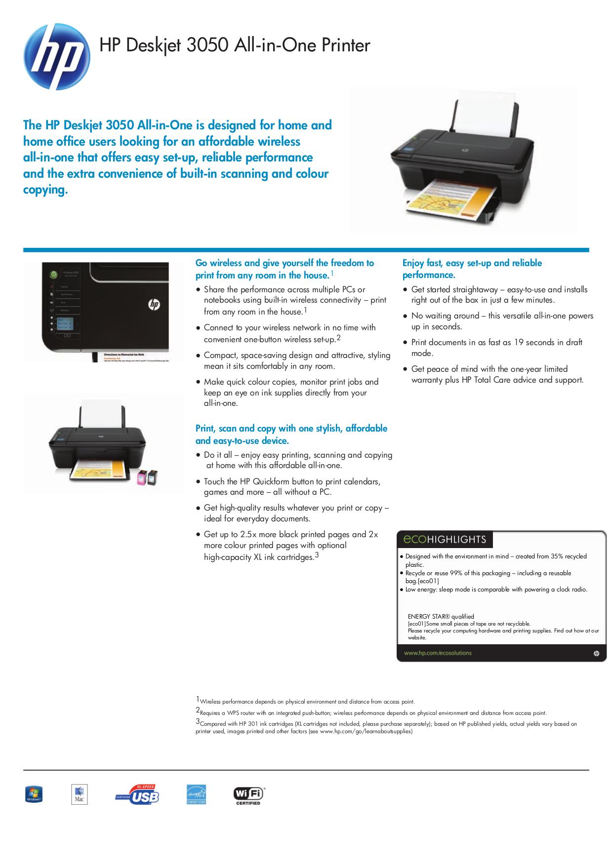 download free pdf for hp deskjet 3050 multifunction printer manual rh umlib com hp 3055 manual pdf hp 2050 manual