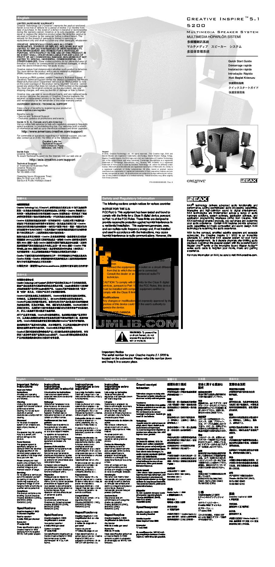 creative audigy 2 zs manual pdf