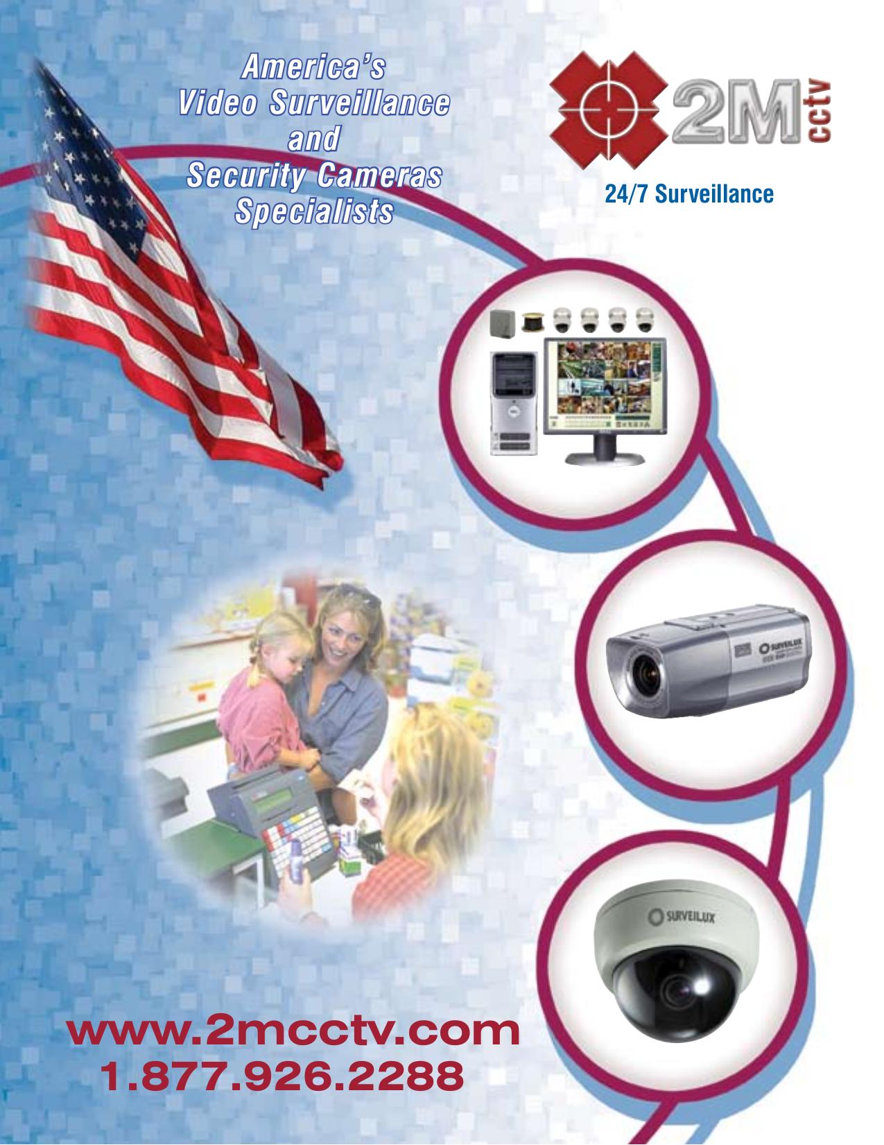 pdf for Vitek Security Camera VTC-LED667CB manual