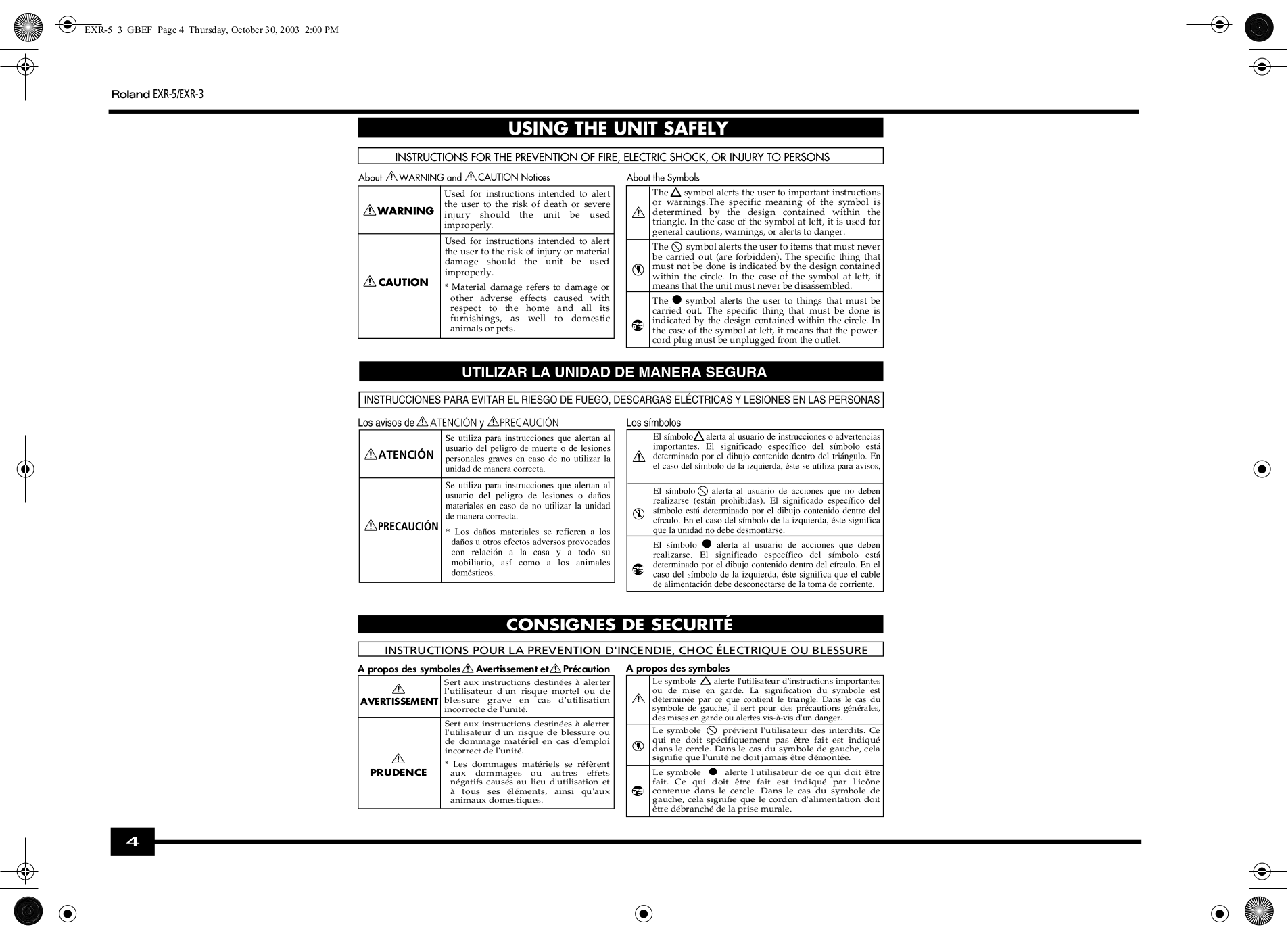 Pdf manual for roland music keyboard exr 5 roland music keyboard exr 5 pdf page preview biocorpaavc Images
