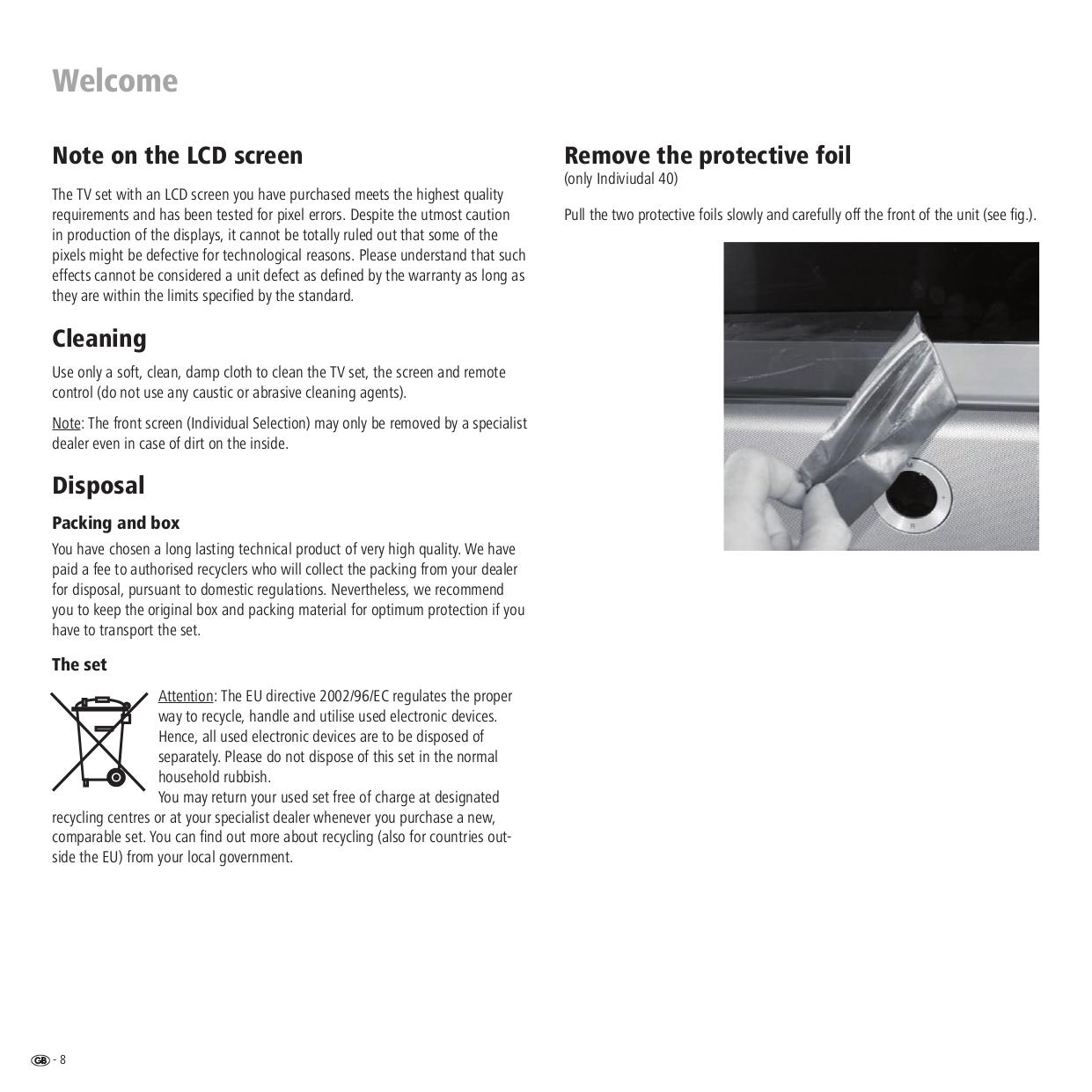 pdf manual for sansui tv hdlcd1900 rh umlib com Sansui 5000A Schematic Sansui TV Owners Manual