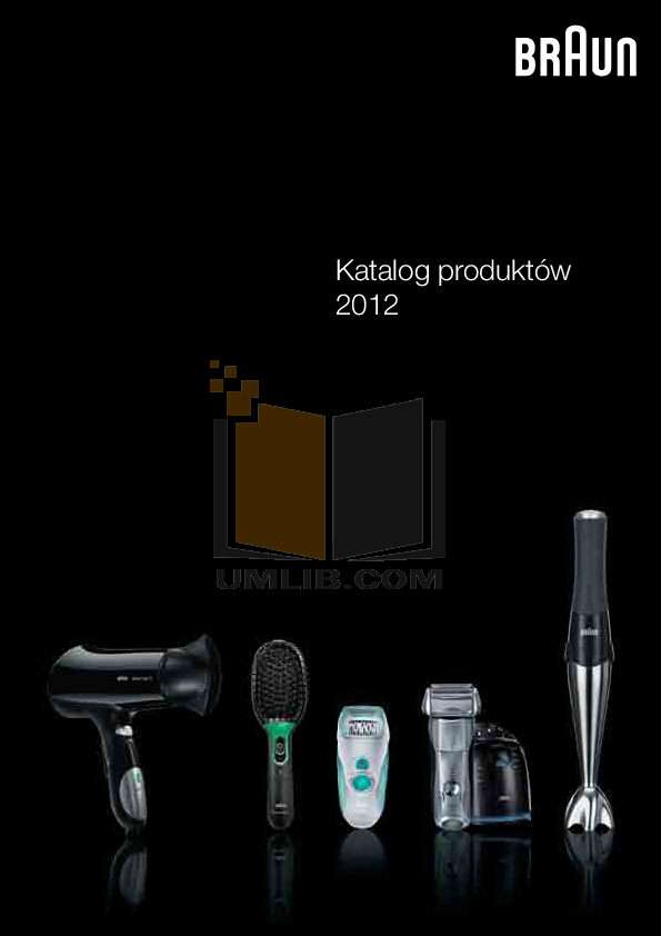 pdf for Braun Other PocketGo 550 Shavers manual
