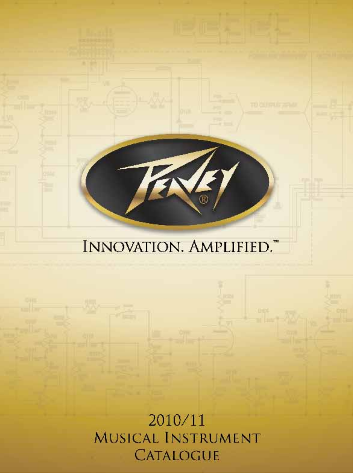 pdf for Peavey Guitar JF-1 manual