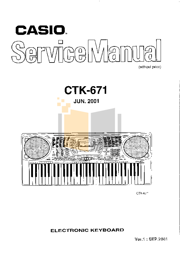casio xw-pd1 music creator pdf
