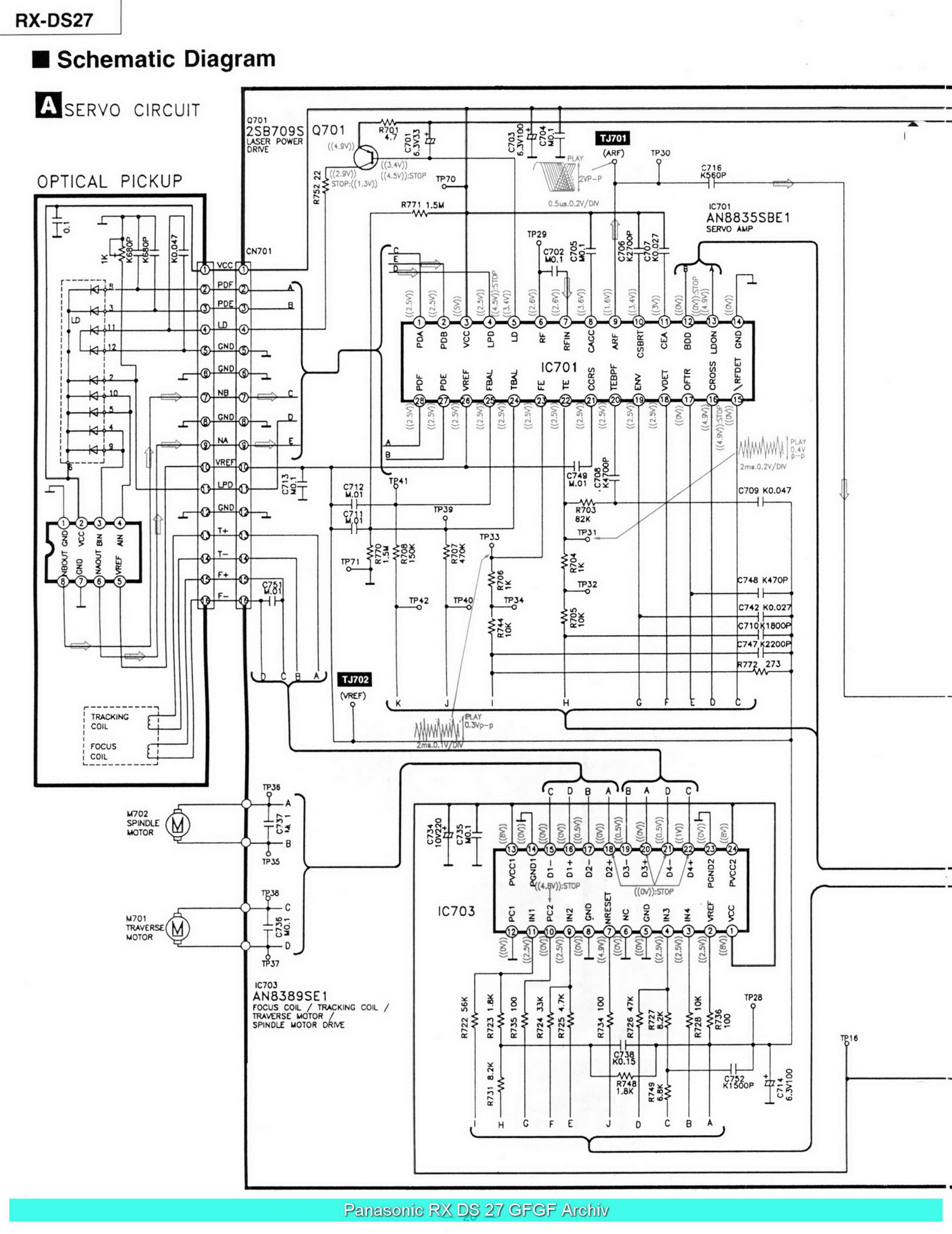 Схема электрическая принципиальная телевизора панасоник tc-21gf80r