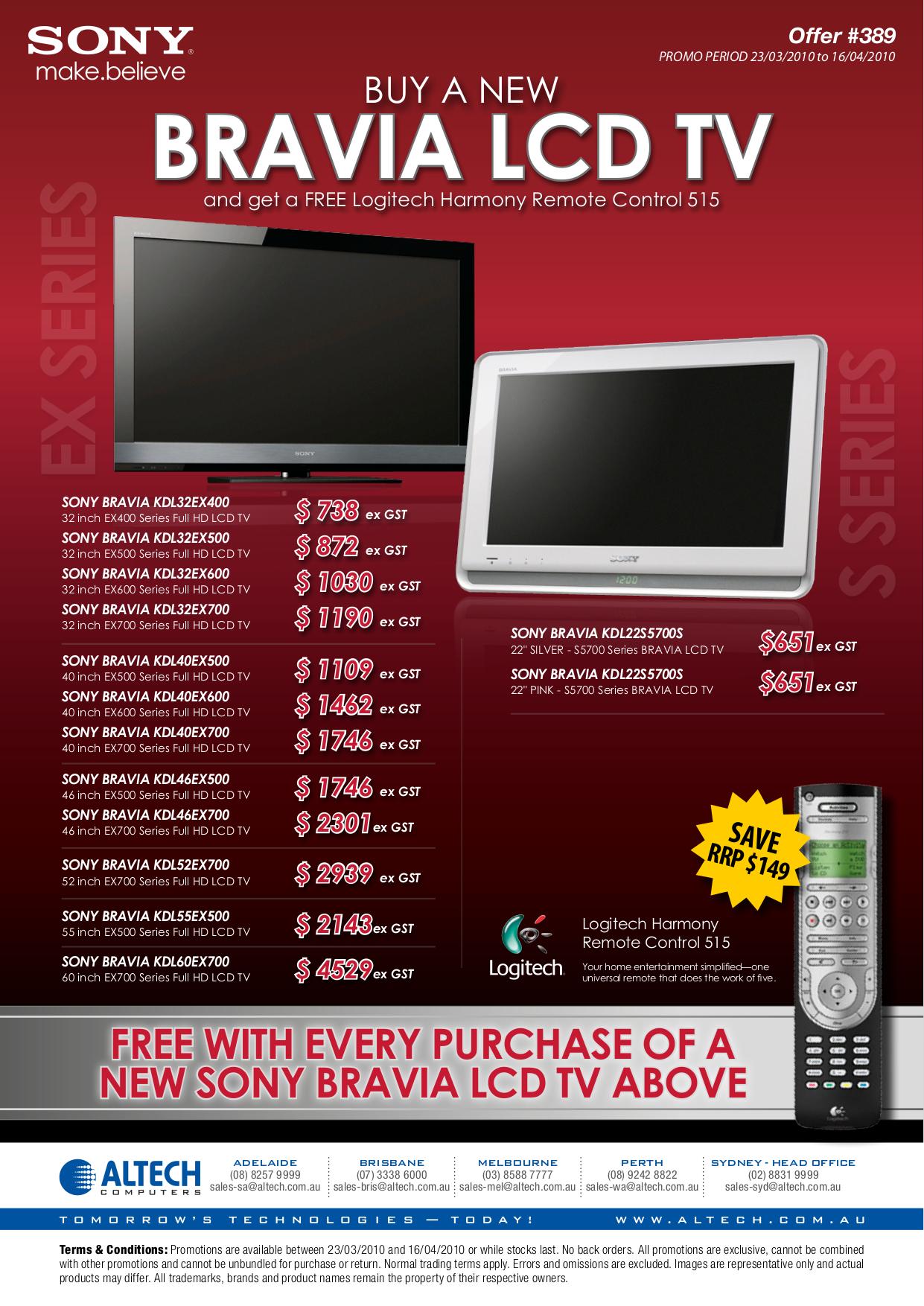 download free pdf for sony bravia kdl 52ex700 tv manual rh umlib com sony bravia kdl-52ex700 manual Sony KDL- 46 285W