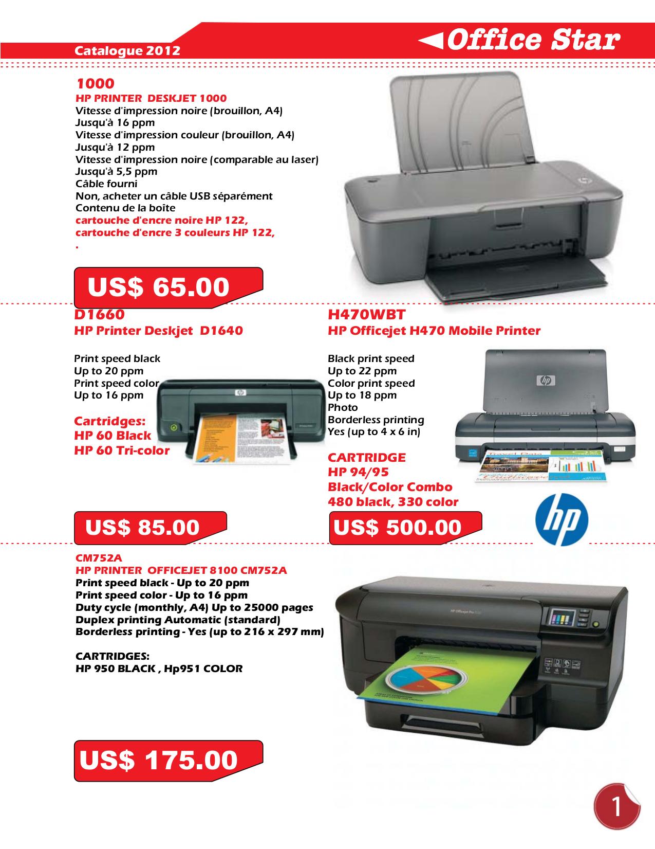 ... HP Printer Laserjet,Color Laserjet CP1518ni pdf page preview ...