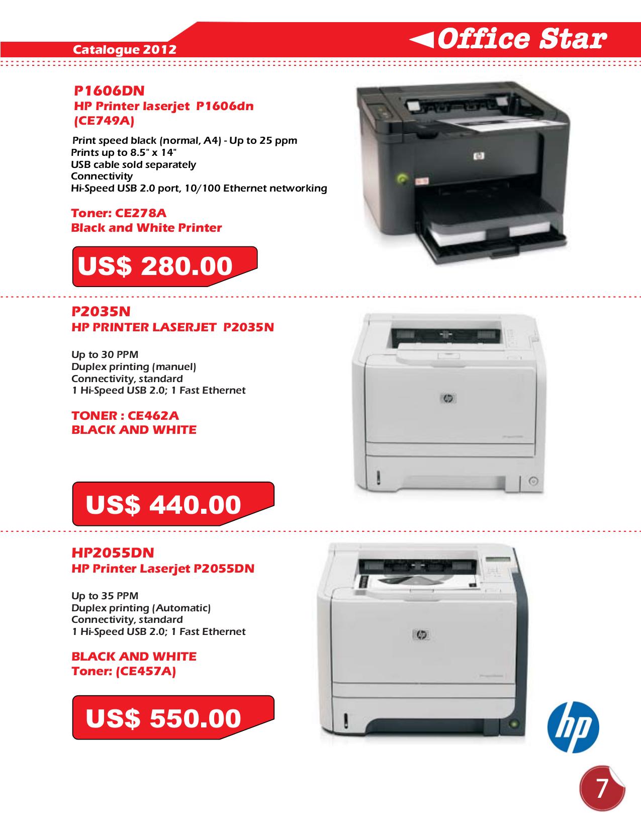 ... HP Printer Laserjet,Color Laserjet CP1518ni pdf page preview