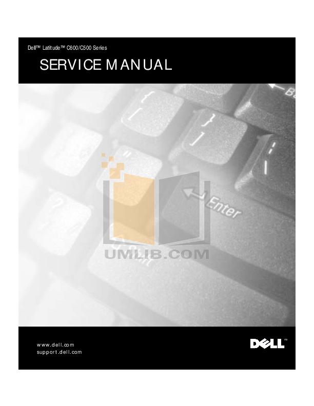 dell latitude e6500 user manual pdf
