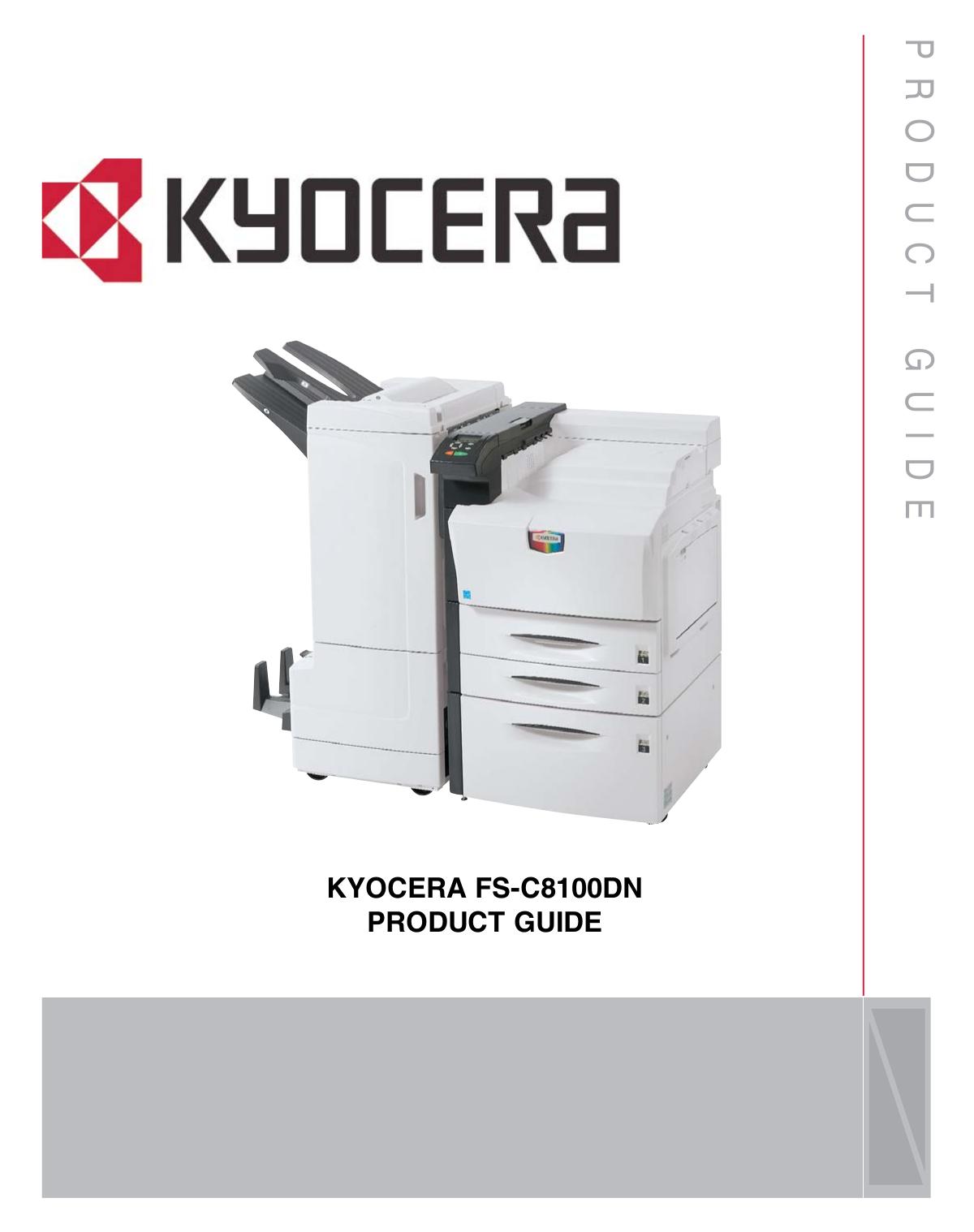 kyocera printers error when printing pdf