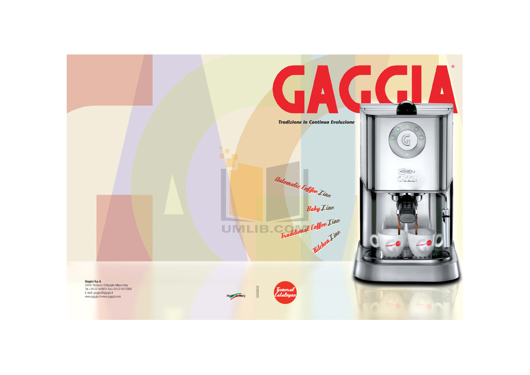 download free pdf for gaggia new baby coffee maker manual. Black Bedroom Furniture Sets. Home Design Ideas