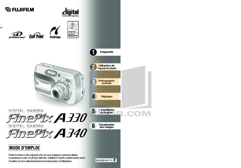 download free pdf for fujifilm finepix a330 digital camera manual rh umlib com