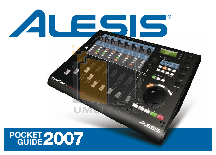 pdf for Alesis Amp iO26 manual