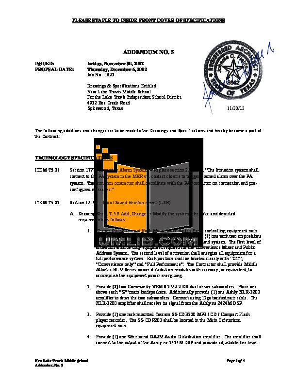 pdf for Ashly Amp SRA-4150 manual