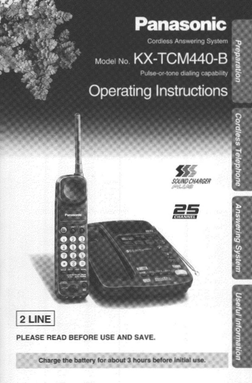 panasonic kx ts880mx manual pdf