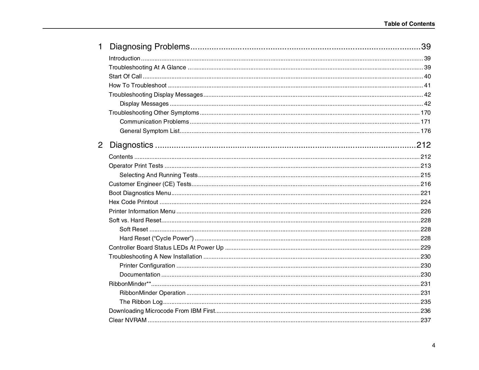 ... IBM Printer InfoPrint 6500 pdf page preview ...