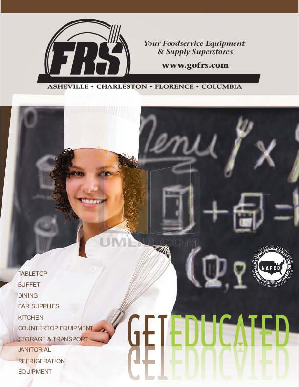 pdf for Delfield Other 549-CR Refrigerators manual