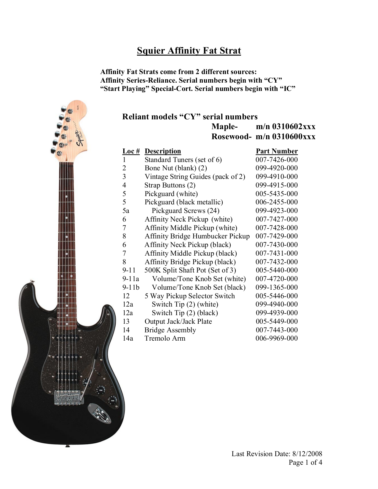 download free pdf for squier affinity strat maple guitar manual rh umlib com squier affinity strat hss review squier affinity strat hss review