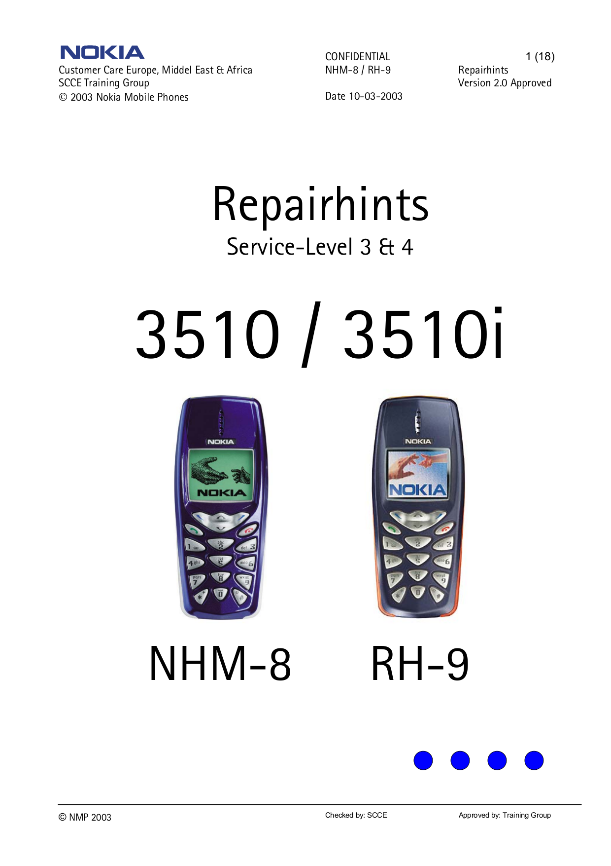 pdf for Nokia Cell Phone C3 manual