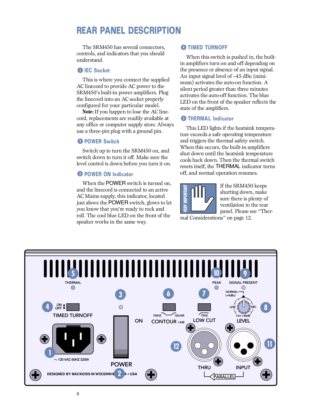pdf manual for mackie speaker system srm450 rh umlib com mackie srm450 review mackie srm450 review