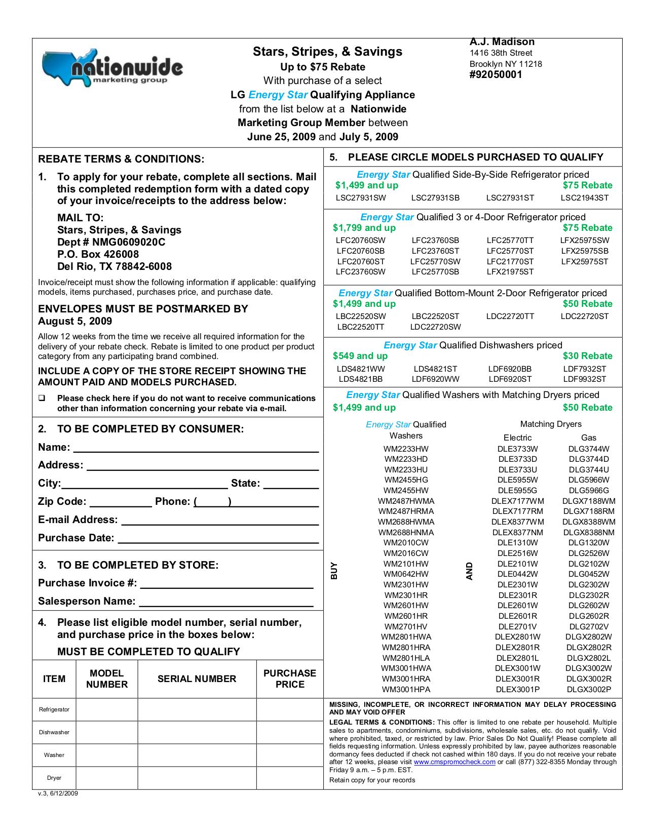 pdf for LG Refrigerator LBC22520TT manual