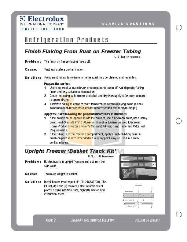 Frigidaire Washer GLWS1339CS1 pdf page preview