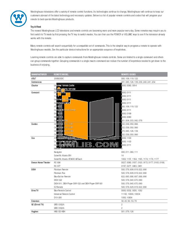 pdf for DirecTV DVR HIRD-B3 manual