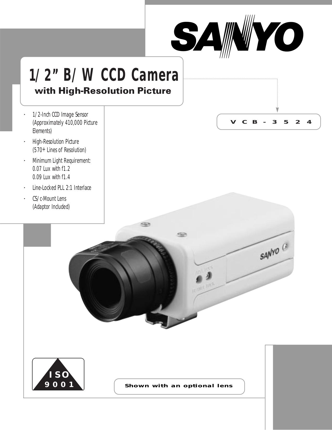 download free pdf for sanyo vcb 3524 security camera manual rh umlib com sony camera manuals free download sony camera manuals to purchase