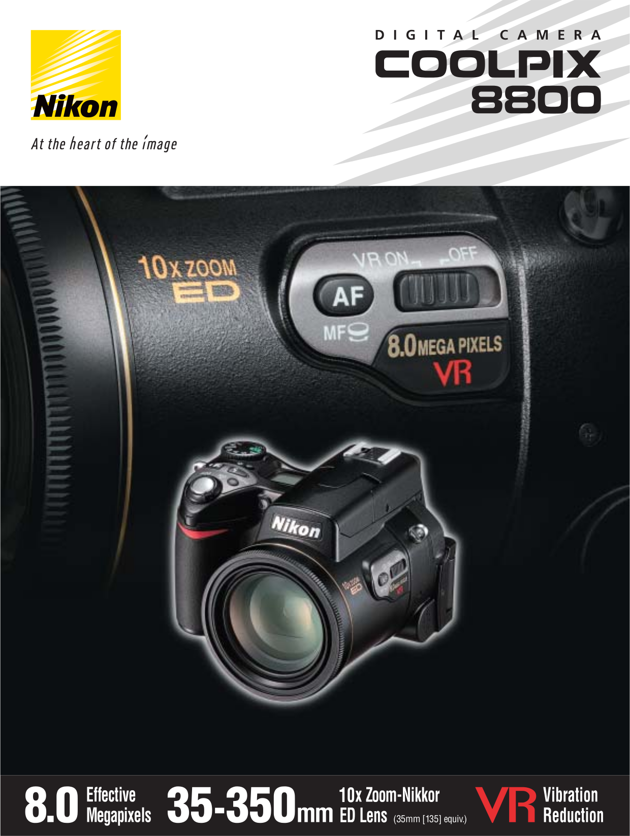 pdf for Nikon Other WM-E80 Camera Wide Angle Converter Lens manual