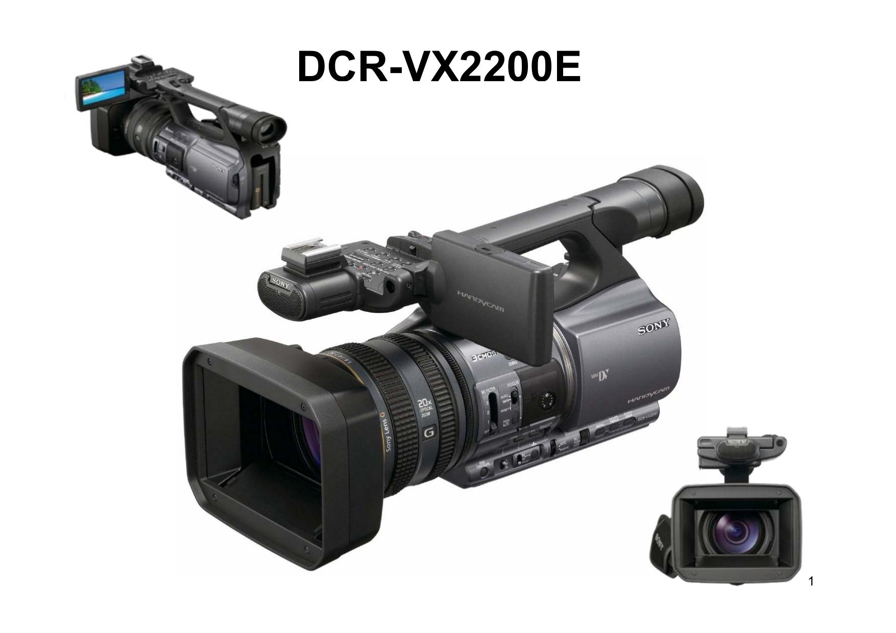 Sony MiniDV HandyCam DCR-TRV33 Drivers Download - Update Sony Software