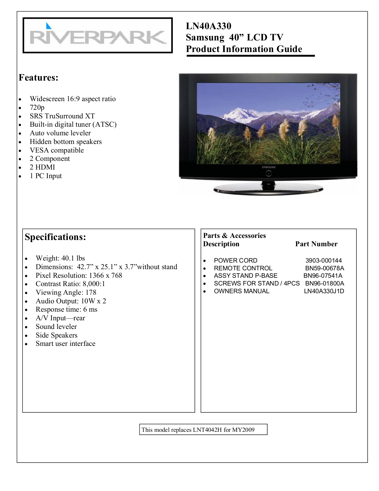 how to manually turn on samsung tv