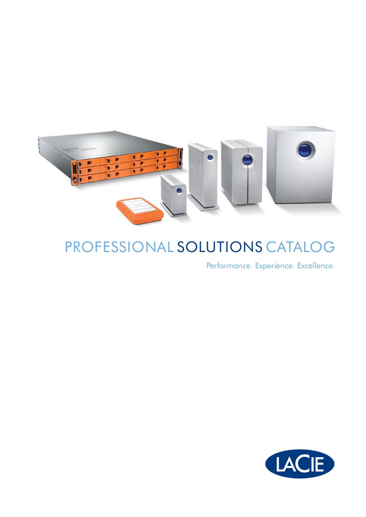 pdf for LaCie Storage 301385U manual