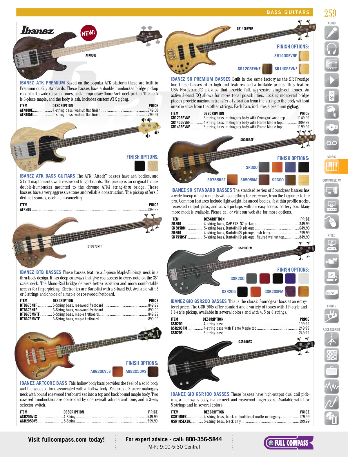 download free pdf for ibanez sr series sr300 guitar manual rh umlib com ibanez soundgear bass manual ibanez sr300 bass manual