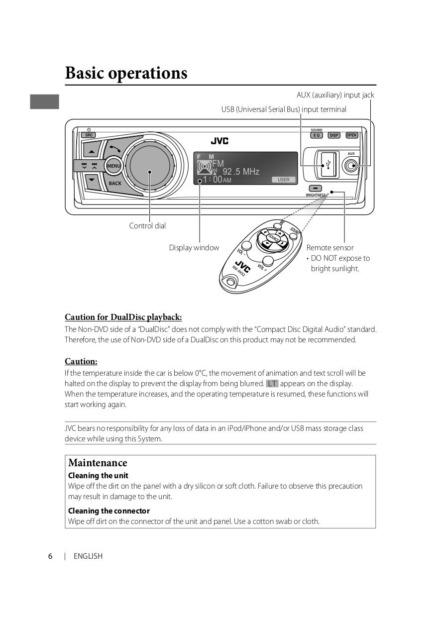 ... Instruction Manuals JVC Camcorders. Image not found or type unknown