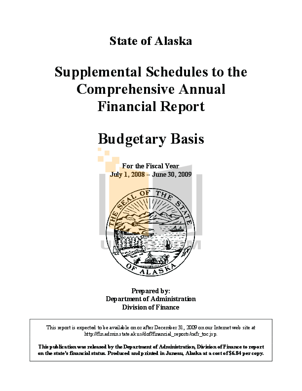 2005 cafr budget analysis for the In 1927, the general assembly created the division of accounts and controls in the department of finance, and in 1966, it was renamed the department of accounts.