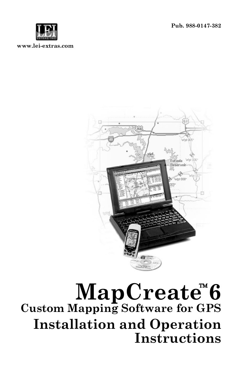 pdf for Lowrance GPS LMS-320DF manual