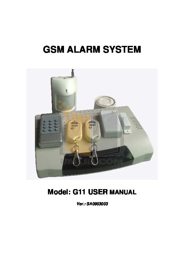 pdf for Avaya Telephone G11 manual