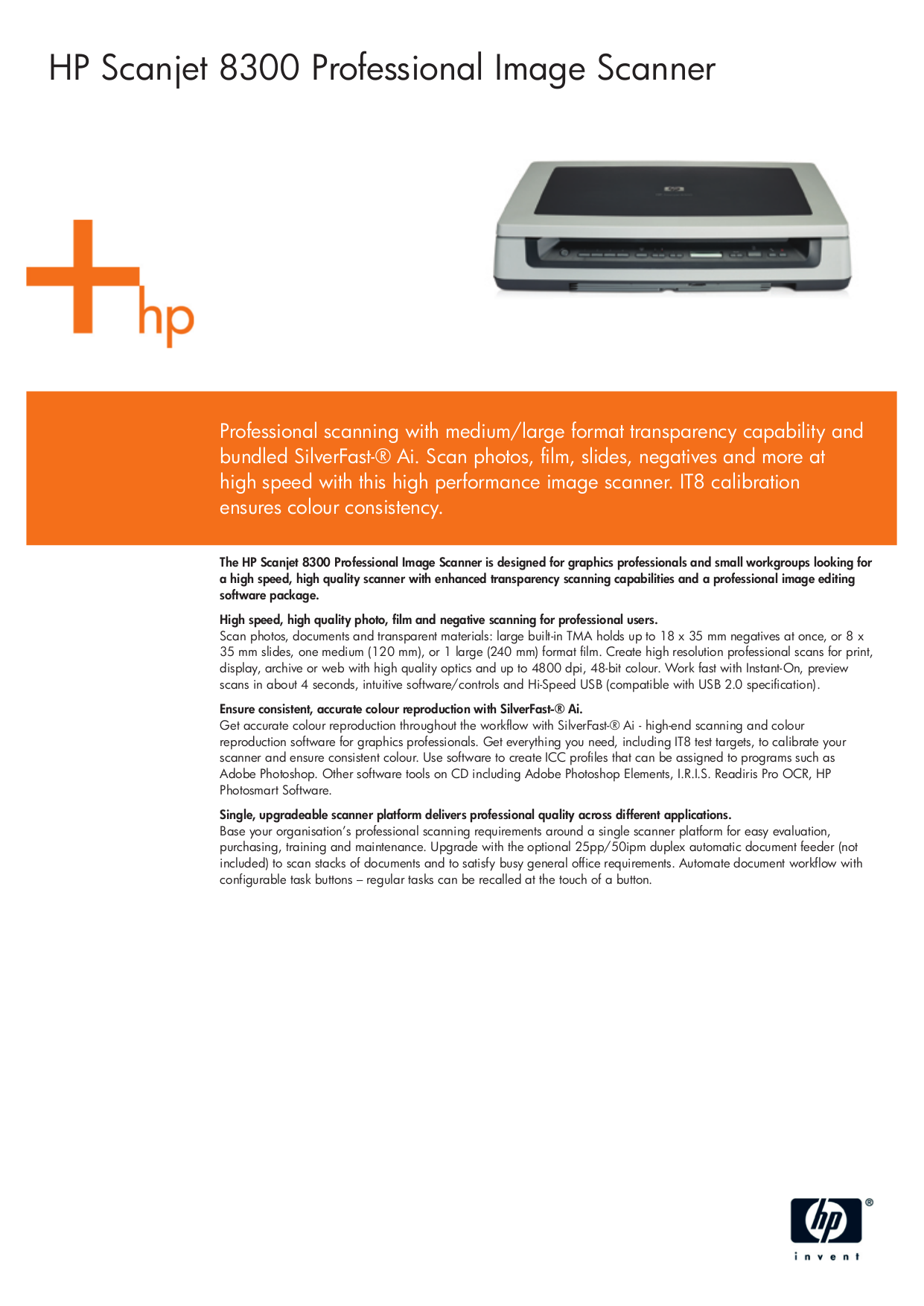 download free pdf for hp scanjet 8300 scanner manual rh umlib com HP Scanjet 8300 Windows 7 HP Scanjet 8300 Windows 7